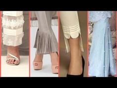 Top Stylish Trousers Designs Collection for Casual Summer Dresses 2019 Wedding Lehnga, Pakistani Bridal Dresses, Ladies Pants, Pants For Women, Clothes For Women, Casual Summer Dresses, Simple Dresses, Fashion Pants, Fasion