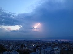 #orage à #Paris // Life is a DIY // #blog #lifestyle