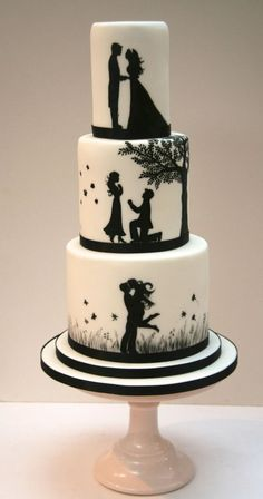 Wedding Cake Trends for 2015