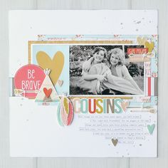 Echo Park Cousins - Echo Park - Girl Cousin Collection