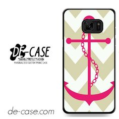 Pinky Anchor DEAL-8731 Samsung Phonecase Cover For Samsung Galaxy Note 7