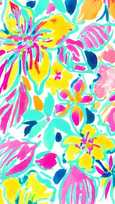 Let there be silence while this Lilly Pulitzer print does the talking : Besame Mucho .