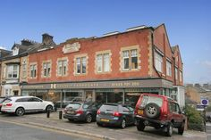 Harrogate Property News: Harrogate Property News - 2 bed flat to rent Baines House, 2A Cheltenham Mount HG1