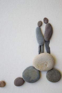 Pebble Art of NS by Sharon Nowlan. $120.00, via Etsy.