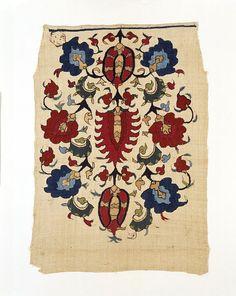 Turkish textile 1850s V