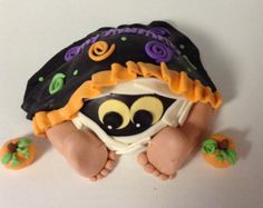 halloween baby shower cakes ideas - Google Search