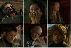 Reactions to Oberyn Martell's death. Oberyn's death brings Dorne into the story with a vengeance, as it were: new characters will enter the narrative with loads of momentum. Also, this is George R.R. Martin we're talking about: if a character is about to achieve some kind of noble goal, he therefore must die. Five crushed beetles out of a possible five: as good a GoT episode as I've ever seen.