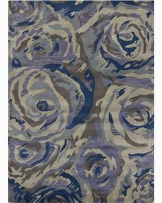 Bring rich colors into your living room or bedroom with this gorgeous wool rug. Buy it here: http://www.bhg.com/shop/mandara-hand-tufted-mandara-wool-rug-5-x-7-p501c69e382a797dc895002ab.html?socsrc=bhgpin102812shopmandararug
