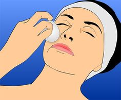 how to get redness out of acne