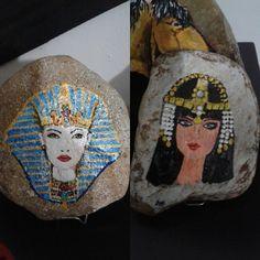 Artesanías en piedra