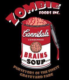 Brains Soup