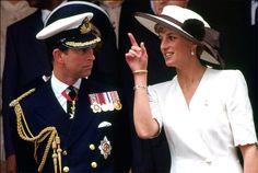 Iconische foto's van de overleden Lady Diana