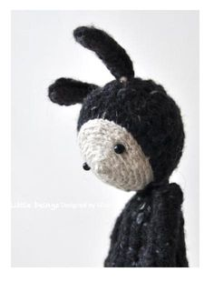 Knuffels à la carte blog: Bunny by Designed by Alice