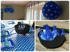 A Room On The Broom Birthday Party decorations- Mummy Mishaps