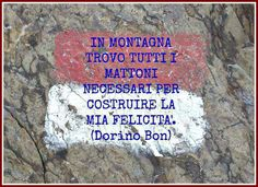 IL BLOG DELLA MONTAGNA New Years Eve Party, Best Quotes, Thoughts, Humor, Feelings, Blog, Trekking, Sky, Estate