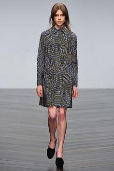 Emilio de la Morena Collection Slideshow on Style.com