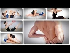 Get rid of back pain at home #health