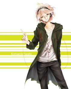 Find images and videos about white hair, danganronpa and dangan ronpa on We Heart It - the app to get lost in what you love. Danganronpa Characters, Anime Characters, Saga, Super Danganronpa, Nagito Komaeda, Manga Games, Kaito, Cute Boys, Fan Art