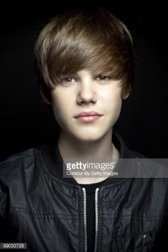 Teen singer Justin Bieber poses at a portrait session for Time Magazine in New York, NY on April 11, 2010. ON DOMESTIC AND INTERNATIONAL EMBARGO UNTIL MAY 18, 2010