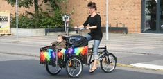 ladcykel farve - Google Search Christiania Bike, Baby Strollers, Bicycle, Google Search, Children, Baby Prams, Young Children, Bike, Boys