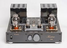 Aleks Audio Fantini 300B amplifier