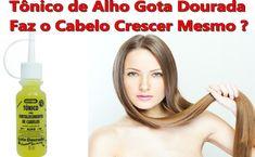 Tônico de Alho Gota Dourada faz o Cabelo Crescer e Elimina a Queda Capilar ? Saiba Tudo ! http://www.aprendizdecabeleireira.com/2015/12/tonico-de-alho-gota-dourada-faz-o-cabelo-crescer.html