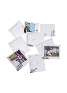 Umbra Fotolijst voor aan de muur, 9-pack