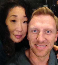 Why is Cristina Yang leaving Grey\'s Anatomy? Sandra Oh to leave show on season 10 finale Greys Anatomy Couples, Greys Anatomy Facts, Greys Anatomy Characters, Grey Anatomy Quotes, Cristina Yang Grey's Anatomy, Cristina And Owen, Kevin Mckidd, Owen Hunt, Sandra Oh
