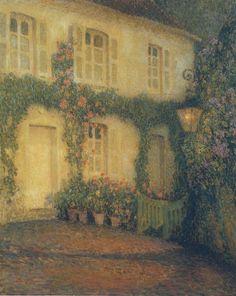 Artworks by Henri Le Sidaner (216 фото)