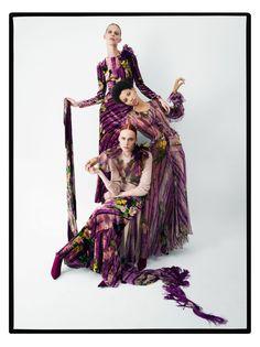 Alberta Ferretti and Tim Walker conjure a Venetian fairytale for the designer's latest campaign