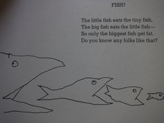 from Shel Silverstein's Where the Sidewalk Ends