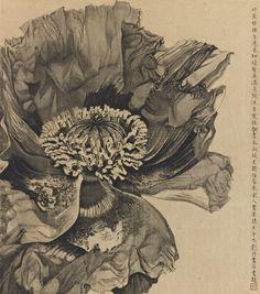 liu dan poppy | contemporary ink art | sotheby's hk0658lot94knten