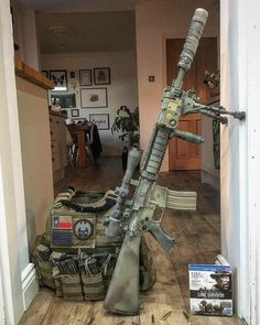 Airsoft hub is a social network that connects people with a passion for airsoft. Talk about the latest airsoft guns, tactical gear or simply share with others on this network Weapons Guns, Airsoft Guns, Guns And Ammo, Zombie Weapons, Tactical Rifles, Firearms, Shotguns, Armas Airsoft, Battle Rifle