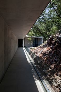 Tadao Ando's name is synonymous with a certain style in both Japan and abroad. The architect, who won the Pritzker Prize in 1995, constructs his buildings almost entirely from concrete. But don't call him a minimalist. Ando creates subtle compositions of masses and planes that play against l