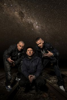 Hilltop Hoods new album Walking Under Stars | GCMAG