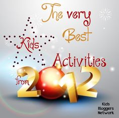 The Very Best Kids Activities From 2012 - The best post of year from Mess For Less. If your child has tantrums, you must read this!