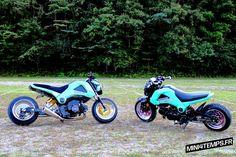Honda MSX 125 Simply Clean