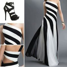Black n white stunning