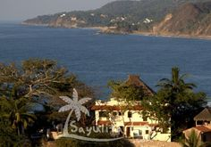 Casa Sonadora vacation rental in Sayulita Mexico.  1 block to town.  3 Br or 4 BR? $500/night.  Not available for March dates