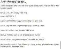 The Marauders Memes Harry Potter Harry Potter Puns, Harry Potter Marauders, Harry Potter Universal, Harry Potter World, The Marauders, Headcanon Harry Potter, Funny Harry Potter Quotes, Harry Potter Fun Facts, Snape Harry