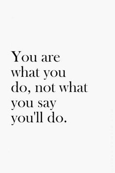 Honor your words. | quotes | Pinterest | Words and Action