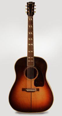 Gibson SJ Southerner Jumbo Flat Top Acoustic Guitar (1942)