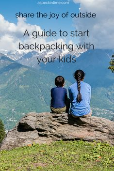 ultimate guide to start hiking with kids. Hiking With Kids, Travel With Kids, Family Travel, Family Camping, Family Adventure, Adventure Travel, Camping Hacks, Camping Ideas, Backpacking Tips