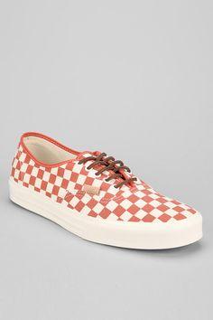 Vans CA Authentic Checker Sneaker