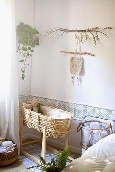 Kids natural room decor