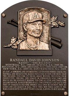 Randy Johnson: Class of 2015 HOF