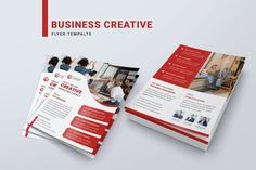 Marketing Agency Poster Template PSD Creative Flyers, Poster Templates, Marketing
