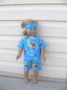 Doll Clothes for American Girl 18 Inch by roseysdolltreasures, $11.00