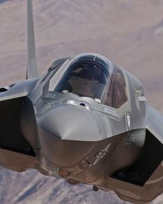 """Lightning ll, Lockheed Martin Photo by """"Only air power can defeat air power, The actual elimination or… Us Military Aircraft, Navy Aircraft, Military Helicopter, Military Jets, Jet Fighter Pilot, Air Fighter, Fighter Jets, Airplane Fighter, Fighter Aircraft"""