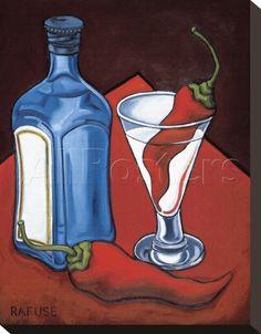 Cajun Martini By: Will Rafuse Item #: 10310825